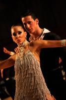 Pablo Otero Falcon & Irina Perez Lopez at XII Spanish Open 2010