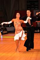 Joel Lopez & Kristina Bespechnova at XII Spanish Open 2010