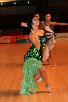 Itxasai Mediavilla & Leticia Cano Pozas at XII Spanish Open 2010