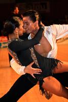 Jesus Blazquez & Sara Salvador at XII Spanish Open 2010