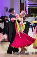 Gregor Häuslein & Tamara Brands at Blackpool Dance Festival 2019