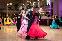 Dirk Dittrich & Jeanette Dittrich at Blackpool Dance Festival 2019
