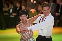 Jurij Batagelj & Jagoda Batagelj at Blackpool Dance Festival 2011