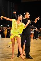 Lukas Chmelik & Zuzana Stastna at Austrian Open Championships 2012