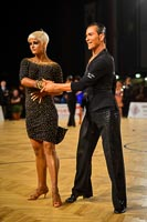 Simone Casula & Laura Jottay at Austrian Open Championships 2012