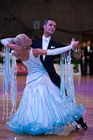Photo of Marco Cavallaro & Joanne Clifton