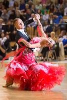 Rosario Guerra & Grazia Benincasa at 2012 WDSF Professional Championship