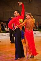 Franco Formica & Oxana Lebedew at German Open 2010