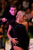Evgeni Smagin & Polina Kazatchenko at German Open 2010