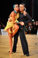 Kristijan Burazer & Martina Plohl at Austrian Open Championships 2012