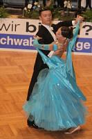 Chao Yang & Yiling Tan at German Open 2007