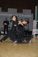 Luca Bussoletti & Tjasa Vulic at Sofia 2008