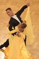 Simone Segatori & Annette Sudol at German Open 2007