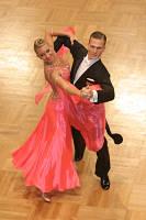 Nikolai Darin & Ekaterina Fedotkina at German Open 2007