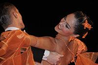 Paolo Bosco & Silvia Pitton at Austrian Open Championshuips 2008