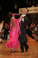 Andrea Zaramella & Letizia Ingrosso at German Open 2007