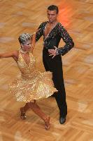 Dorin Frecautanu & Roselina Doneva at German Open 2007