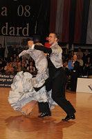 Björn Bitsch & Ashli Williamson at Austrian Open Championshuips 2008
