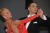 Kaspars Banders & Vita Yaroschuka at Sofia 2008