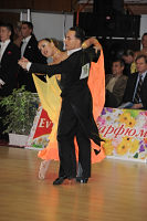 Ivan Knezevic & Milena Zogovic at Sofia 2008