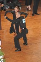 Franco Formica & Oxana Lebedew at German Open 2007