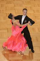 Sergei Konovaltsev & Olga Konovaltseva at German Open 2007