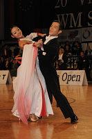 Alan Chao & Lynn Chen at Austrian Open Championshuips 2008