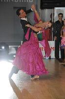 Eimantas Kalinauskas & Greta Laurinaityte at Sofia 2008