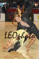 Jurij Batagelj & Jagoda Batagelj at Dance Olympiad 2008