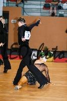 Alex Ivanets & Lisa Bellinger-Ivanets at Campeonato de Loulé
