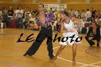 Emanuele Soldi & Elisa Nasato at Portugal Open 2007