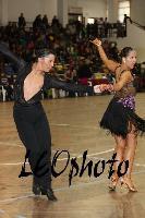 Pedro Antunes & Raquel Soares at 1. Portuguese Ranking 2011