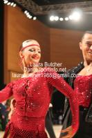 Lenny Gouwerok & Laura Zmajkovicova at UK Open 2012