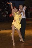 Xie Wen Chao & Zhang Yu Bai at Imperial 2006