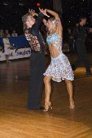 Nikolai Voronovich & Maria Nikolishina at Imperial 2006