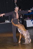 Maurizio Vescovo & Melinda Torokgyorgy at Imperial 2006