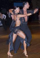 Andrius Kandelis & Egle Kandelis at Imperial 2006