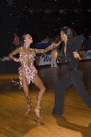 Artur Tarnavskiy & Mariya Dyment at Imperial 2006