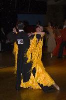 Danny Li & Louise Sun at Imperial 2006
