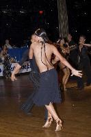 Vitaliy Proskurin & Natia Kuprava at Imperial 2006