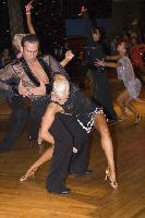 Michal Malitowski & Joanna Leunis at Imperial 2006