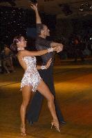 Julian Manderson & Melanie Hooper at Imperial 2006