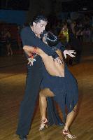 Carlos Custodio & Elena Custodio at Imperial 2006