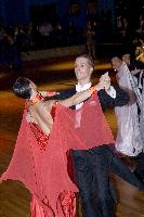 Steeve Gaudet & Laure Colmard at Imperial 2006