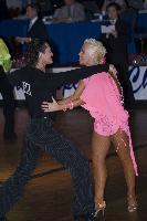 Oleksandr Gorodetskyy & Natalya Sergienko at Imperial 2006