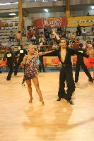 Jurij Batagelj & Jagoda Batagelj at Tactus Open 2007