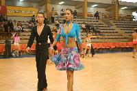 Milan Martinek & Katerina Krejcikova at Tactus Open 2007