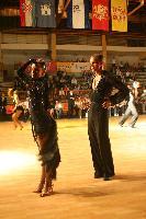Gediminas Grigonis & Justina Zemaityte at Tactus Open 2007