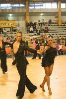 Róbert Magyari & Ágnes Szalai at Tactus Open 2007