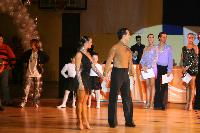 Vedran Marceta & Ida Sehovic at B&H National Latin Championships